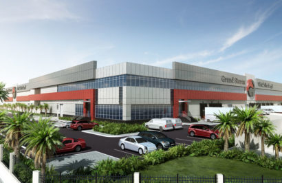 Leading construction firm in Dubai