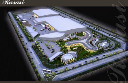 Prestige construction concept Rasasi Industrial project