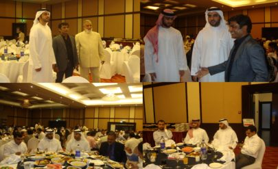 Prestige constructions Annual Iftar