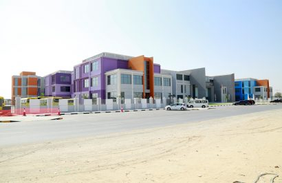 Construction contractor company in Ajman