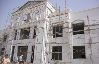 construction consultant in Sharjah