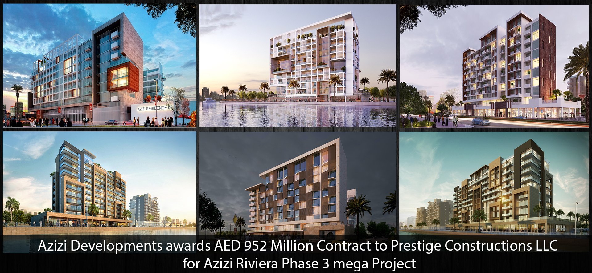 Top construction company in UAE - Prestige Constructions LLC, Ajman