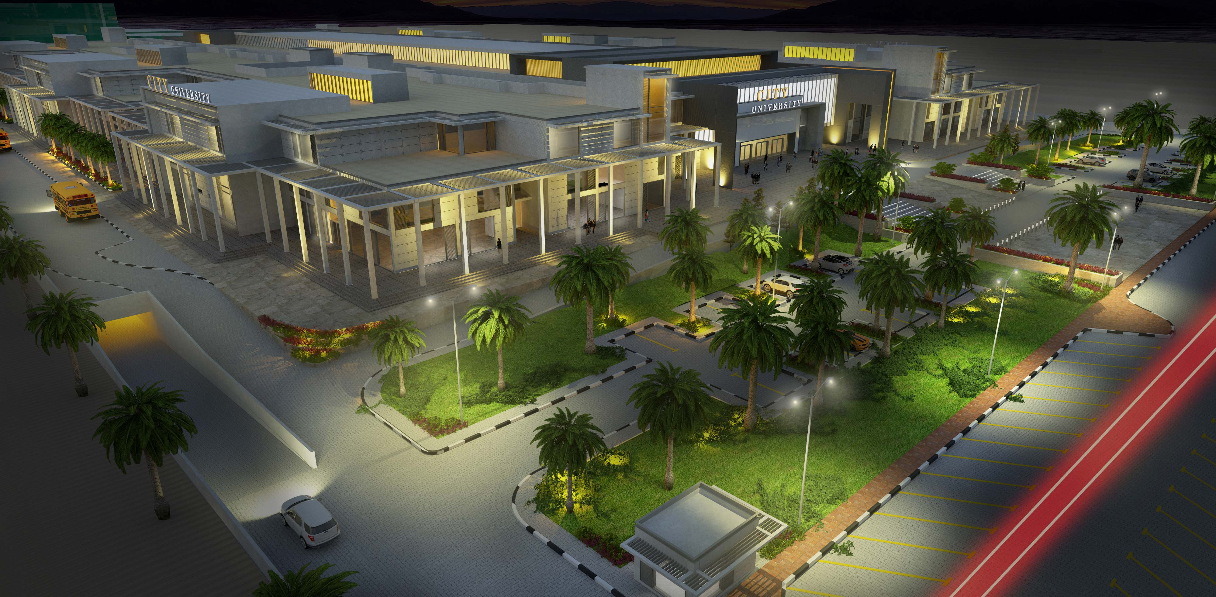 Healthcare construction projects in Ajman