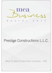 Mea Business Awards 2015