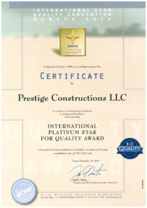 Geneva International Quality for Star