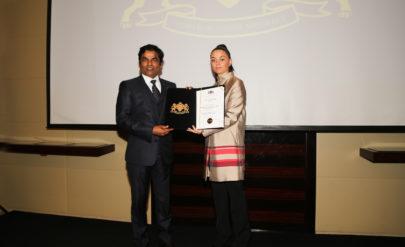 Best construction company Award UAE