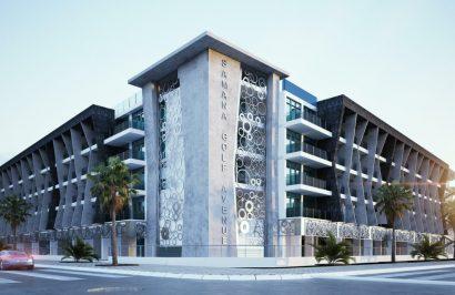 Samana-Golf-Avenue-Residential-Building(G+4), Dubai